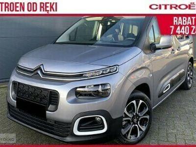 używany Citroën Berlingo II M 130Km SHINE !! Podgrzewane Fotele !! Kredyt lub Leasing !!