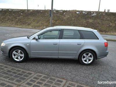 używany Audi A4 B7 1.8T 163 KM Sport Fotele Niski Przebieg !