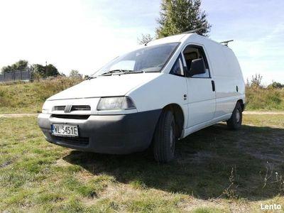 używany Fiat Scudo 1997r. 1.9 Diesel Tanio Wawa - Możliwa Zamiana! I (1995-2007)
