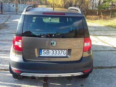 używany Skoda Yeti 5L 105KM - niezawodny, komfortowy samochód z PL