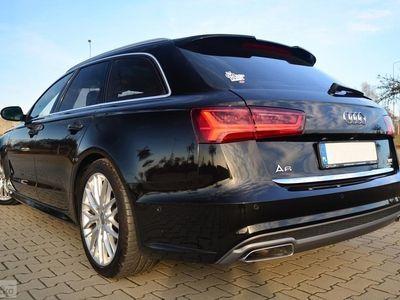 używany Audi A6 IV (C7) 3,0TDI 272KM quattro S_Tronic/2xS_LINE/pneumat/ACC, Częstochowa