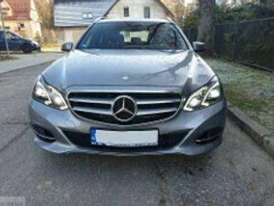 używany Mercedes E220 Klasa E W212LIFT AVANTGARDE FULL LED!