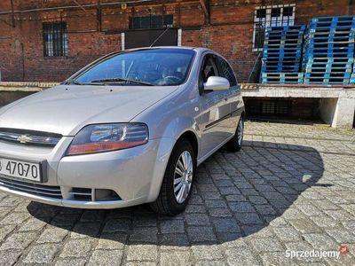 używany Chevrolet Aveo 1.2 72KM Salon PL 1WŁ 68000tyś