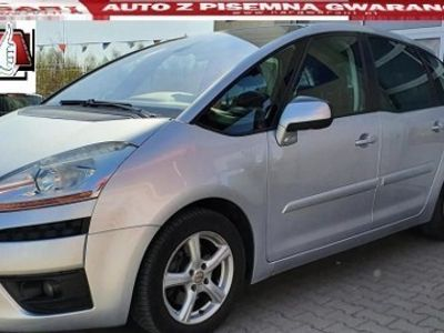 używany Citroën C4 Picasso I 2.0 140 KM B+GAZ automat zarejestr. gwarancja