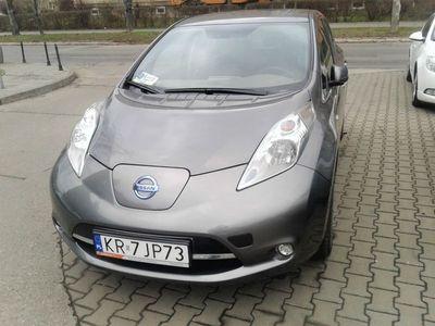 używany Nissan Leaf 30Kw 2017r, Kraków