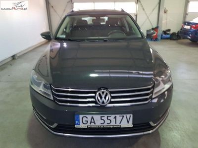 brugt VW Passat Passat 2dm3 140KM 2014r. 102 815kmVariant [B7] 2.0 TDI Comfortline
