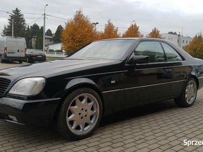 używany Mercedes CL600 stan BDB