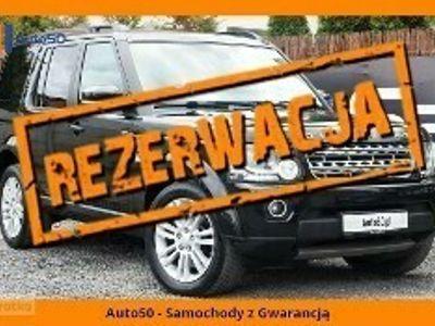 używany Land Rover Discovery 4 2015 Lift HSE 256KM SalonPL Nawigacja VAT