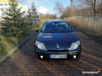 używany Renault Laguna 2008 rok 2,0