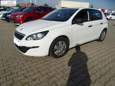 używany Peugeot 308 1.6dm 125KM 2014r. 79 983km