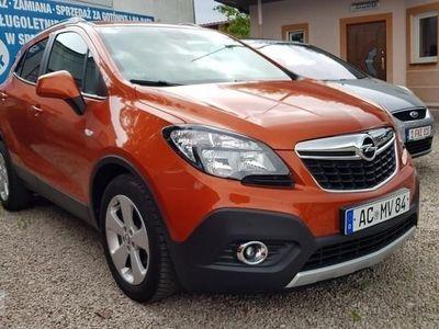 używany Opel Mokka 1,4 Turbo 140KM, kamera, serwis, I-szy właściciel