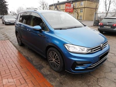 używany VW Touran 2dm 150KM 2018r. 7 500km