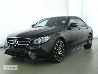 używany Mercedes 200 Klasa E W2134 Matic / AMG / Distronic / Ogrzewanie postojowe / Pakiet Night