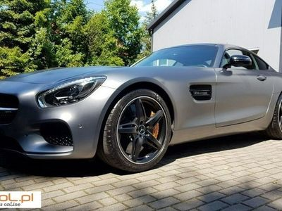 używany Mercedes AMG GT 4dm 510KM 2016r. 15 000km
