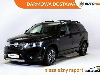 używany Fiat Freemont DARMOWA DOSTAWA, 170KM, 7Os., Skóra, Klimatyzacja auto, I właściciel