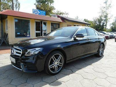 używany Mercedes E220 2dm 194KM 2016r. 10 000km