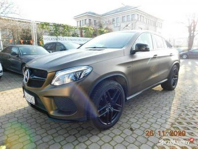 używany Mercedes GLE400 W166 (2015-2019)