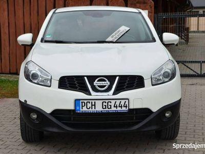 używany Nissan Qashqai 1.6dm 130KM 2013r. 167 000km