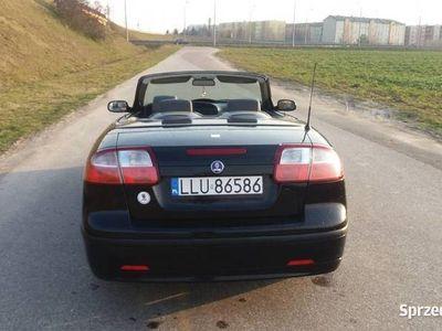 używany Saab 9-3 Cabriolet 2.0 Turbo Manual