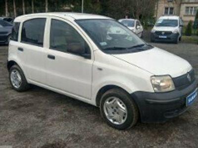 używany Fiat Panda II 1.2i 69KM -Gwarancja- VAT1, Książki, LPG