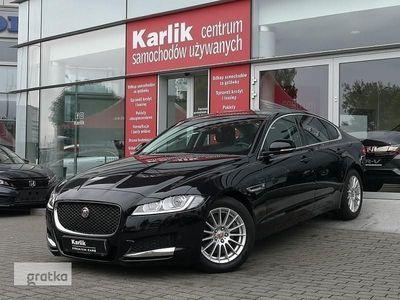 używany Jaguar XF I Dealer Karlik Poznań 2.0i4Prestige FV23% Salon PL Gwarancja