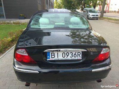 używany Jaguar S-Type Sportowy styl 3,0 240KM klima,czujniki,kurtyna