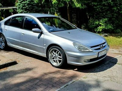 używany Peugeot 206 607 2.2dm 133KM 2003r.110km