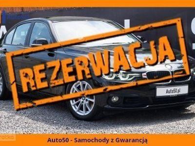 używany BMW 318 SERIA 3 i 136KM LIFT 2016 LED Nawigacja Automat SalonPL
