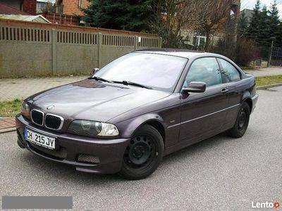 używany BMW 320 E46 2.0 143KM