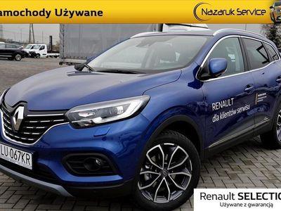używany Renault Kadjar I 1.3TCe 140KM FAP Intens salon gwarancja f.VAT