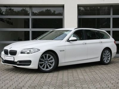 używany BMW 520 2dm 190KM 2017r. 74 269km