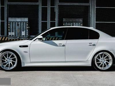 używany BMW M5 5dm 507KM 2008r. 47 455km