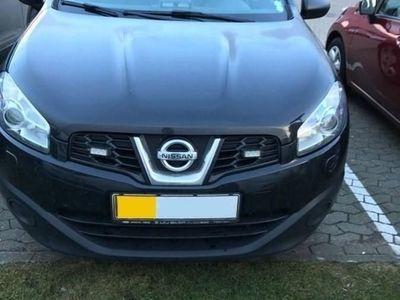 brugt Nissan Qashqai II 1,6 dCi Acenta Van