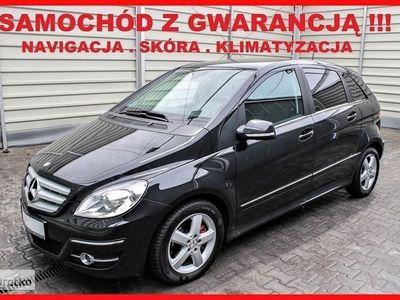 brugt Mercedes 200 Klasa B W245AVANTGARDE + Navigacja + Skóra + Klimatyzacja + Parktronik !!!