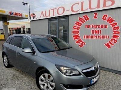 używany Opel Insignia Country Tourer I 2.0 Cdti 163 KM Cosmo Duża Navi PL Klimatronic Gwarancja Pełen Serwi