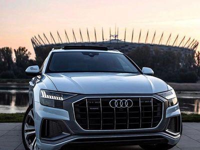 używany Audi Q8 50TDI QUATTRO
