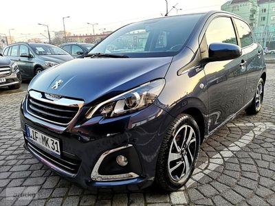 używany Peugeot 108 1.2 VTi PureTech Allure Gwarancja XI.2020r Serwis, Kraków