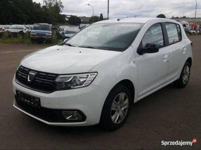 używany Dacia Sandero SanderoII 1.0 Comfort 2018 II (2012-)