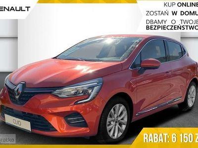 używany Renault Clio V Intens 1.0 TCe 100KM| Kamera cofania| Czujniki przód/tył | Koło zapa