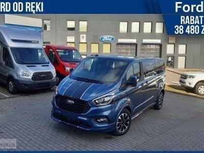 używany Ford Custom T TourneoMCA 185Km SPORT L2 Ksenony + Kamera !! Extra Cena