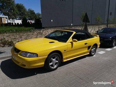 używany Ford Mustang 3.8 LPG Cabrio możliwa zamiana