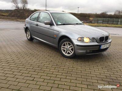 używany BMW 316 I