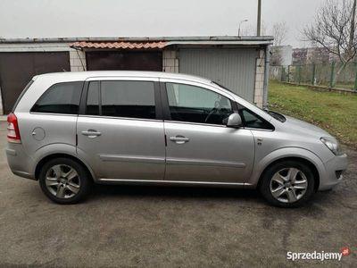 używany Opel Zafira 2010r 1.7 Cdti 110KM 230tys 6 biegów