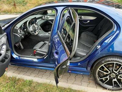 używany Mercedes C200 4MATIC AMG + MULTIBEAM + KEYLESS + OPONY + GW