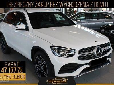 używany Mercedes 200 Klasa GLC amg 2.04MATIC (197KM)   AMG + Premium   Wyprzedaż 2019!, Chorzów