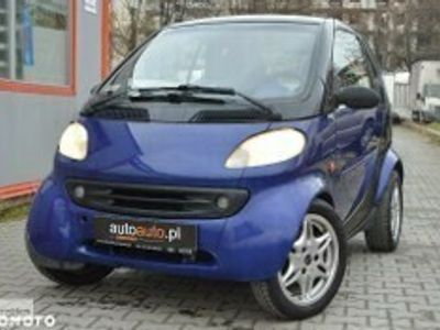używany Smart ForTwo Coupé I Bardzo Ekonomiczne Auto Miejskie, Dobrze Wyposażony, Stan Dobry,