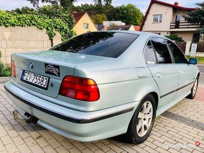 używany BMW 525 E39Lpg