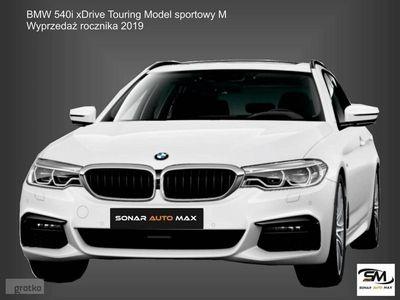 używany BMW 540 i xDrive Touring Pakiet sportowy M