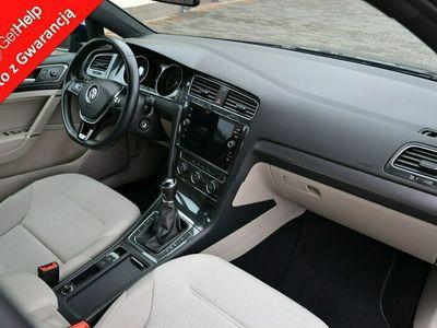 używany VW Golf VII 1.6TDI 115KM Rline Radar Klimatronic 8200Euro EXPORT VII (2012-)