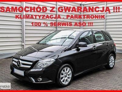 używany Mercedes 180 Klasa B W246 180Navigacja + Parktronik + 100% Serwis MERCEDES-a !!!